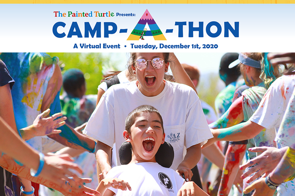 The Painted Turtle Presents: Camp-A-Thon!