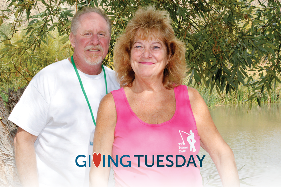 Giving Tuesday Match! Dan and Missy Wallman