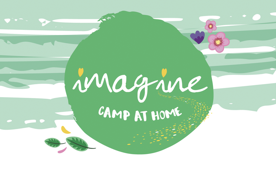 Apply for Camp at Home!