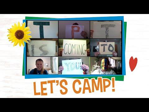Virtual Camp Activities