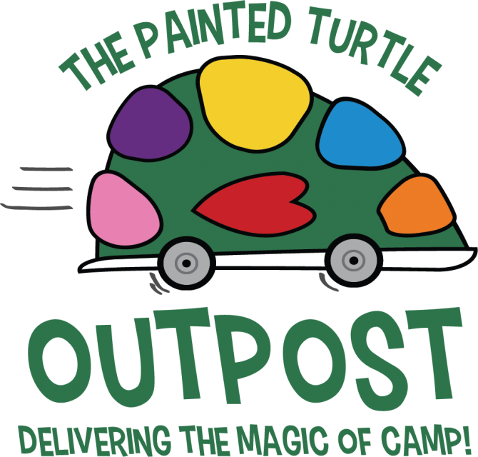 The Painted Turtle Outpost logo.